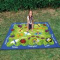 Back To Nature Minibeasts Outdoor Mat,Children's carpets,children's story time carpets and cushions,classroom carpets,primary school carpets and rugs